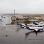 Аэропорт Архангельска перейдет в областную собственность