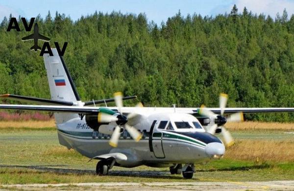 Для Второго архангельского объединенного авиаотряда арендовали два самолета L-410