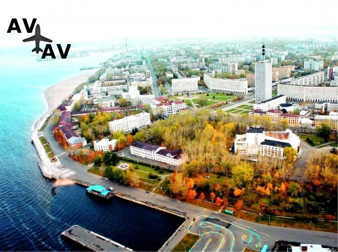 Ярославль Архангельск самолетом «Псковавиа»