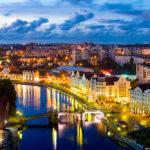 Летние рейс в Калининград а/к Нордавиа