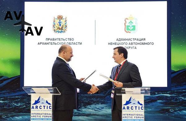 Новая авиакомпания «Арктика» обеспечит транспортную доступность Севера