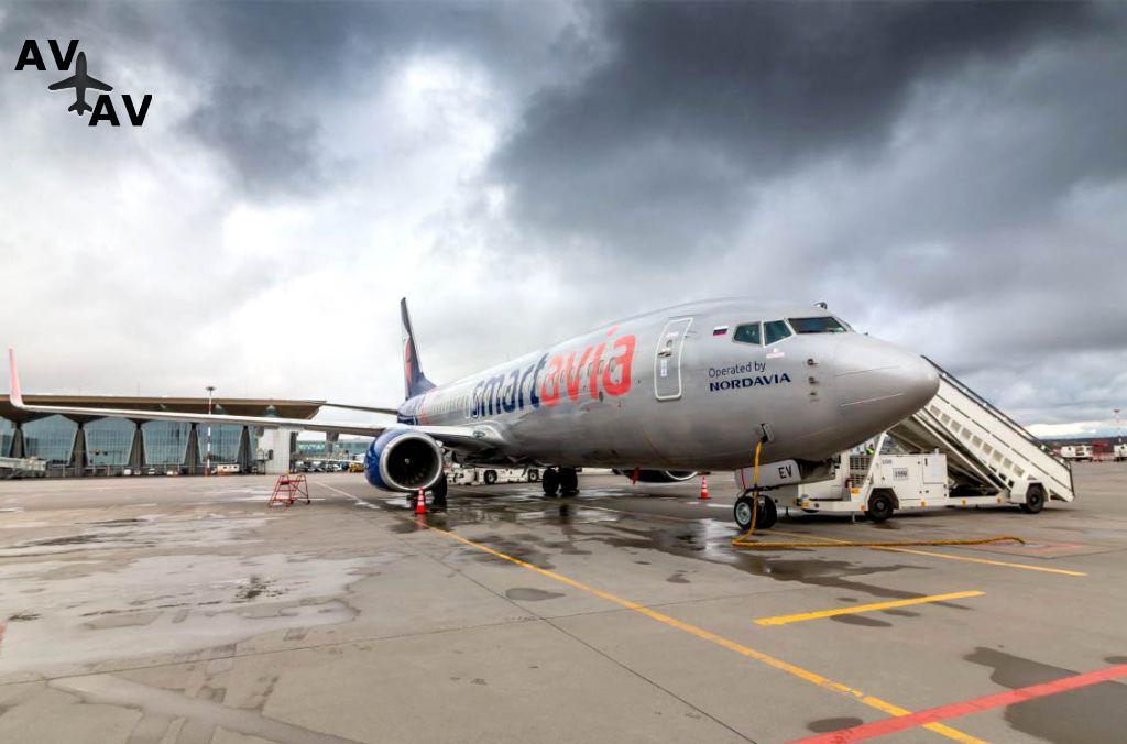 Субсидированные рейсы SmartAvia в Калининград и Крым