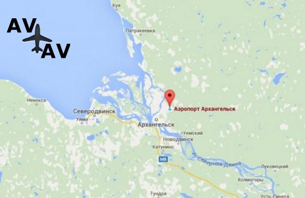 В аэропорту Архангельска завершилась реконструкция перрона